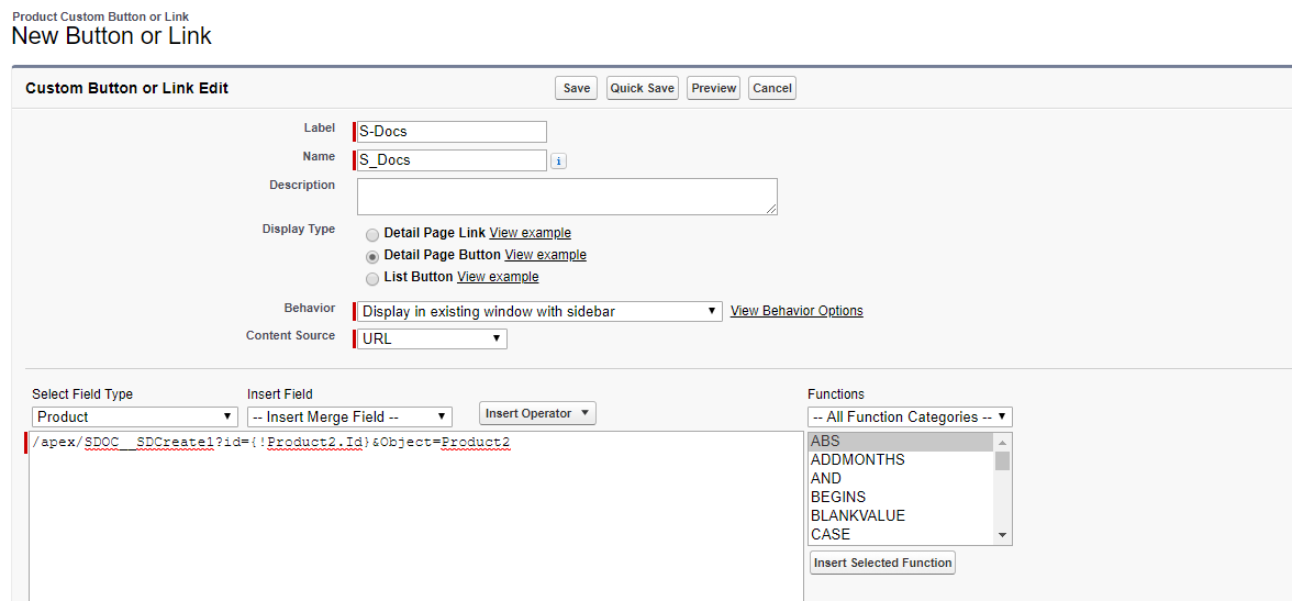 S-Docs with Salesforce Lightning - S-Docs for Salesforce
