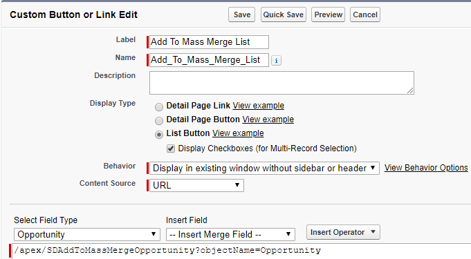 Mass Merge & Batch Document Feature - S-Docs for Salesforce