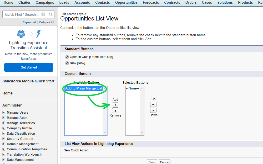 Mass Merge & Batch Document Feature - S-Docs for Salesforce